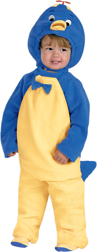Toddler Deluxe Backyardigans Pablo Costume
