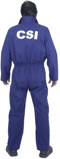 CSI Jumpsuit Costume