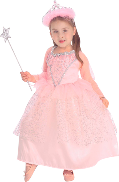 Toddler Pink Fairy Tale Princess Costume