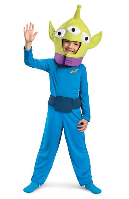 Child's Toy Story Alien Costume