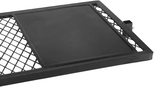 Camp Cooking Griddle
