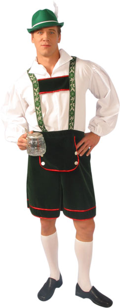 costume adult Hansel