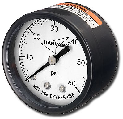 Hayward D.E. Filter Pressure Gauge