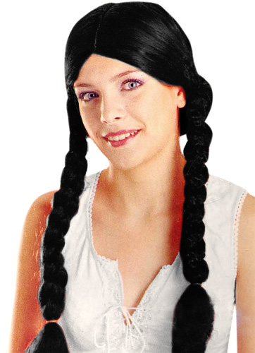 Adult Pig Tail Wig
