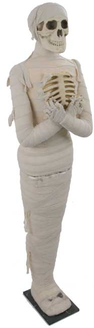 3 Foot Mummy Halloween Prop