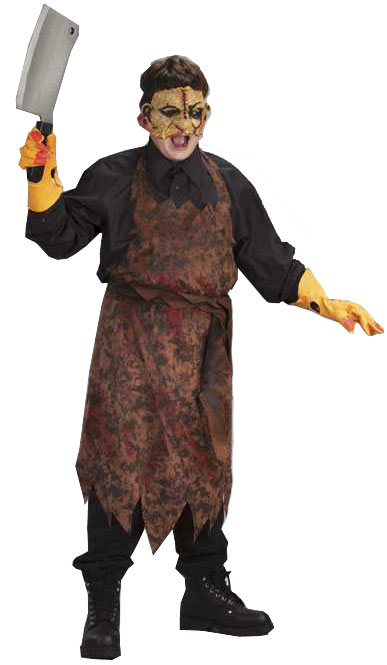 Scary Butcher Costumes : Scary Halloween Costumes : brandsonsale.com
