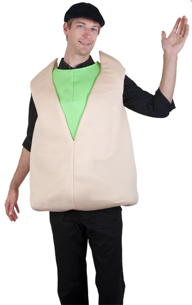 Adult Pistachio Nut Costume