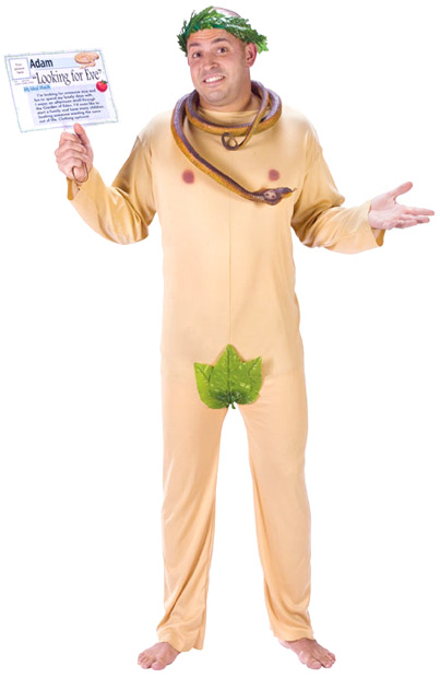 Adult Looking For Eve Costume