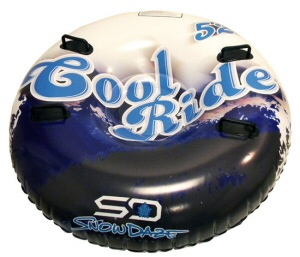 "52"" Cool Ride Snow Daze Tube"