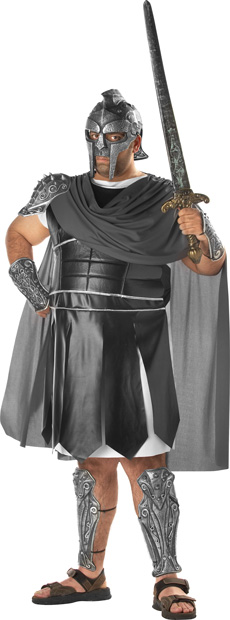 Adult Plus Size Roman Centurion Costume
