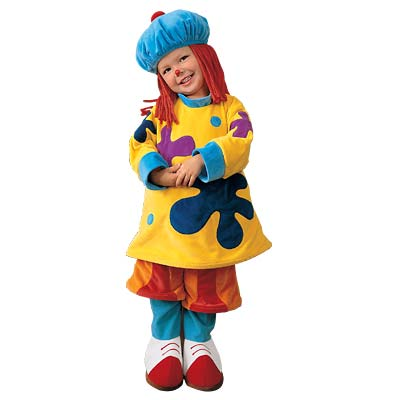 Toddler Jo Jo's Circus Costume