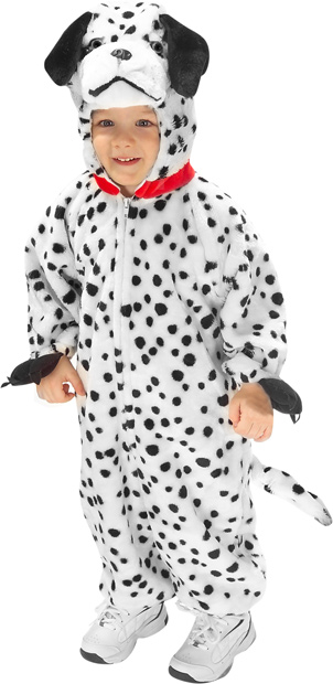 Toddler Dalmation Puppy Dog Costume