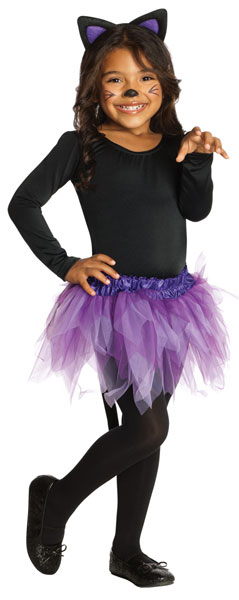 Child Ballerina Kitten Costume