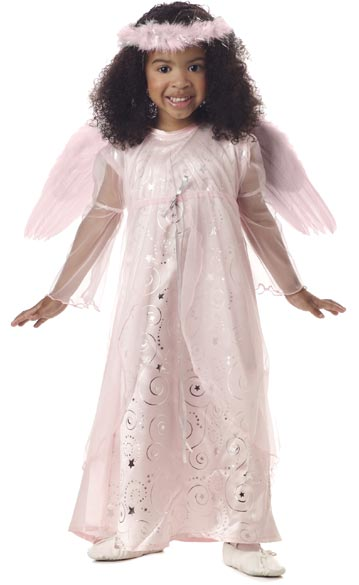 Toddler Pink Harmony Angel Costume