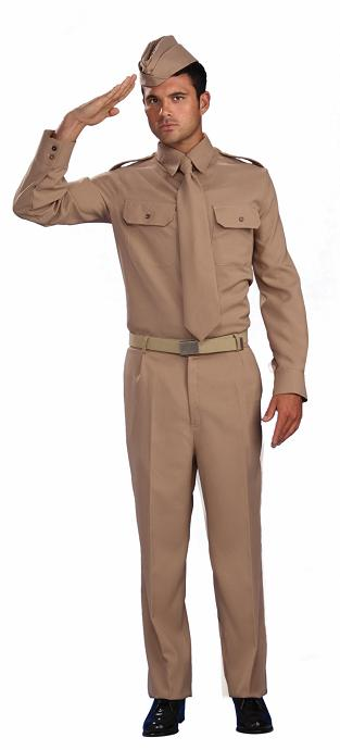 WWII Army Private Costume