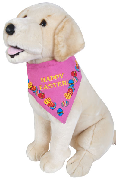 Happy Easter Bandanna for Dogs