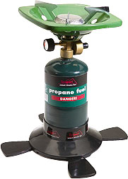 Compact Propane Camping Stove