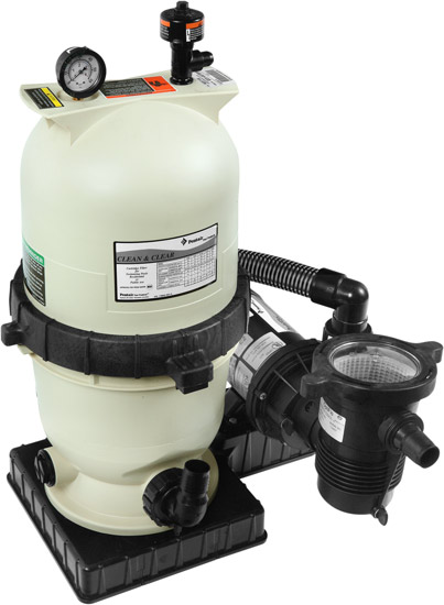 1 HP, 4,500 GPH Above Ground Pool Filter Pump