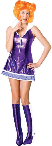 Teen Jane Jetson Costume