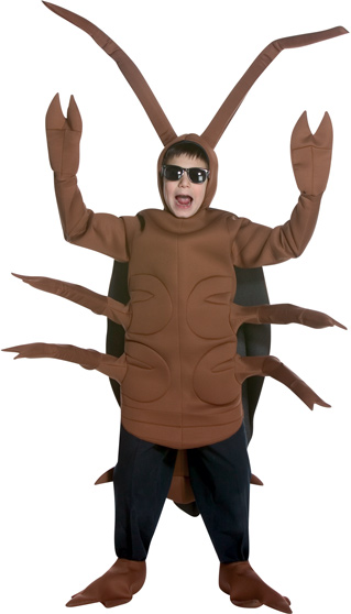 Child's Cockroach Costume