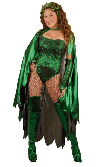 Teen Poison Ivy Costume