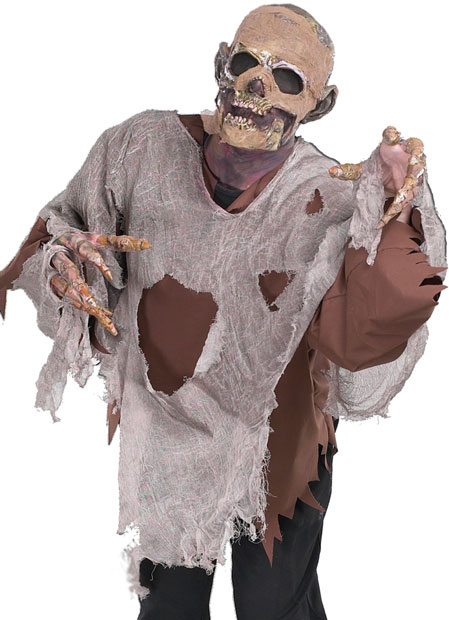 Teen Monster Mummy Costume