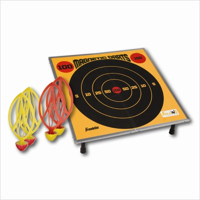 Magnetic Dart Toss Tailgate Game