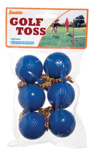 Replacement Golf Toss Balls