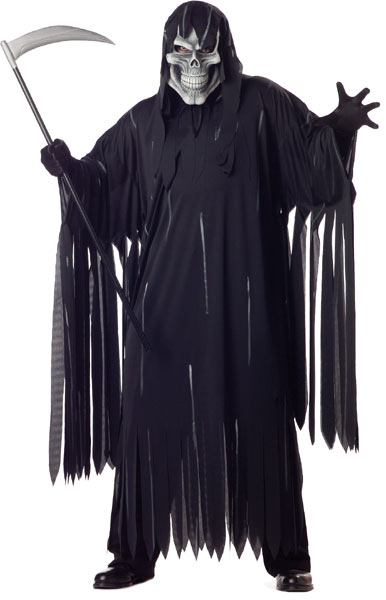 Plus Size Soul Taker Costume