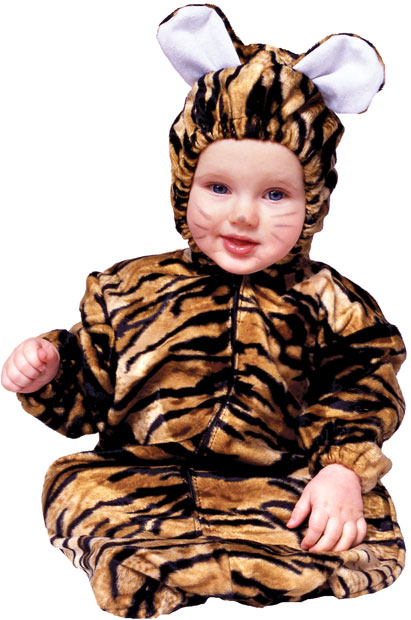 Baby Tiger Bunting Costume
