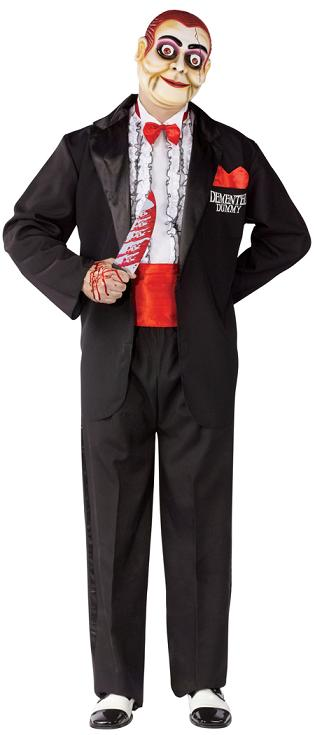 Demented Dummy Ventriloquist Costume