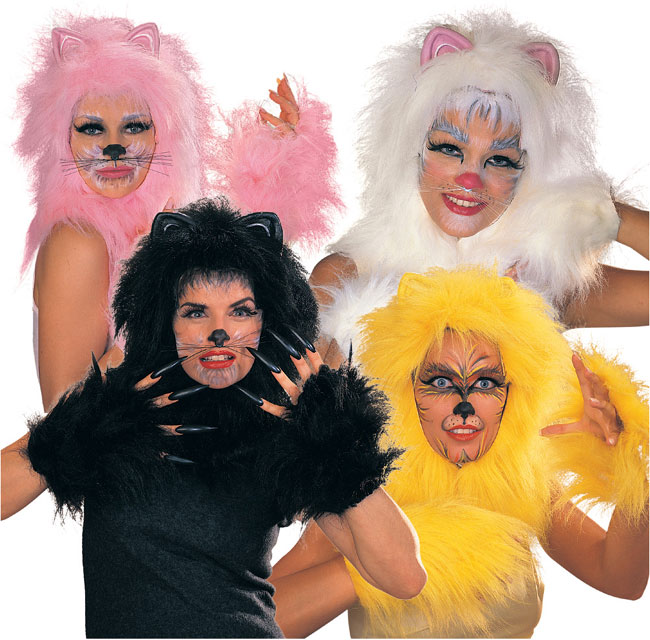 Cats Musical Wigs Cat Costume Accessories Brandsonsale Com
