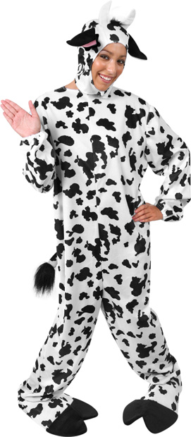 Adult Classic Cow Costume