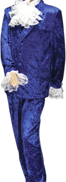 Adult Super Deluxe Austin Powers Costume