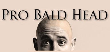 Bald Head Cap