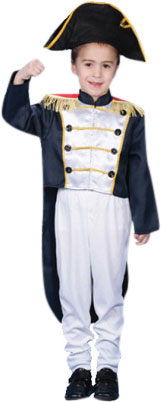 Child's Napolean Costume