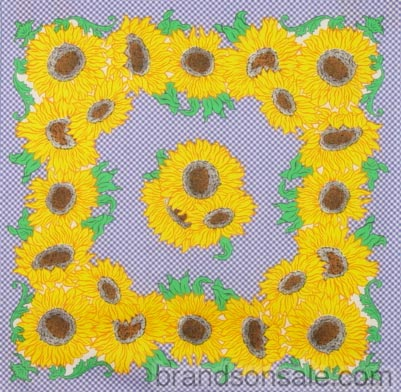 Sunflower Bandanas