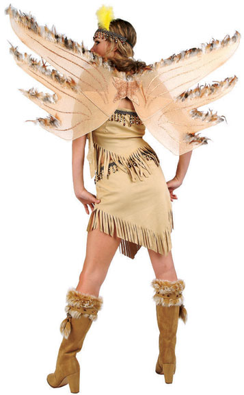 Indian Fairy Costume Wings