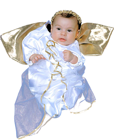 Baby Bunting Angel Costume