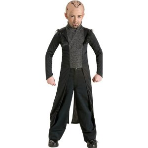 Child's Star Trek Nero Costume