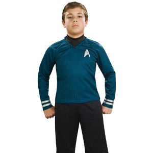 Child's Spock Star Trek Costume