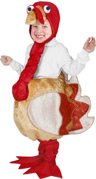 Child's Turkey Costume