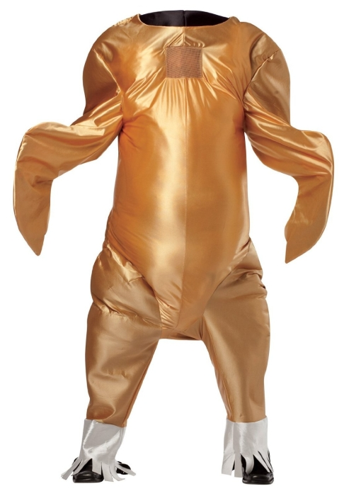 Adult Cooked Turkey Costume