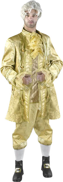 Deluxe King Louis Costume