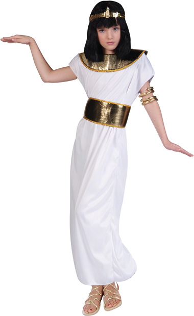Child's Cleopatra Gown Costume