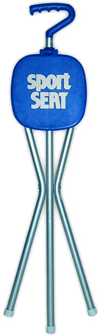 Portable Blue Regular Sport Seat