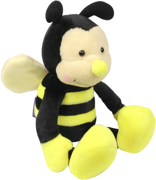 Stuffed Bumble Bee