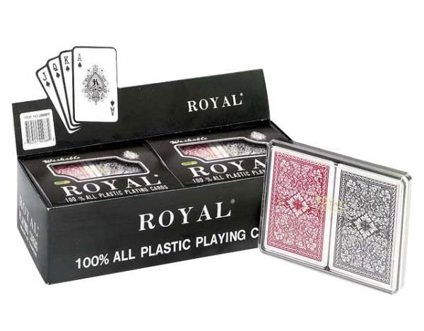 6 Double Decks of Pinochle Playing Cards