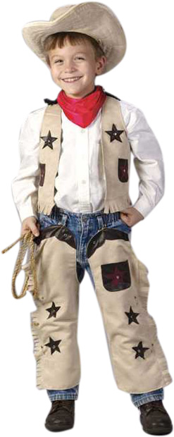 Toddler Sheriff Costume