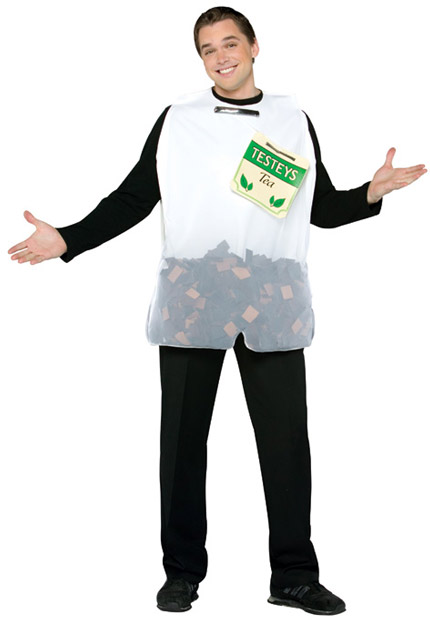 Adult Tea Bag Costume